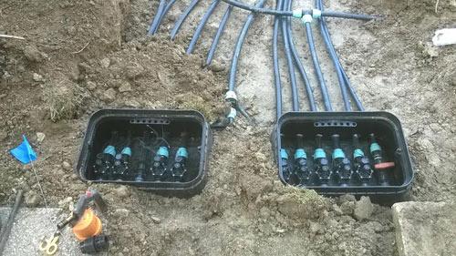 Impianti di irrigazione a padova e provincia canesso for Elettrovalvole per irrigazione
