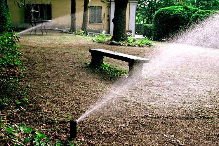 Impianti di irrigazione a padova e provincia canesso for Irrigatore dinamico